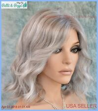 Scarlett Jon Renau Natural Look Smart Lace Wig 56F51 Grey Mix CUTE STYLE