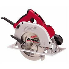 "NEW MILWAUKEE 6390-20 TILI-LOK 7 1/4"" 15 AMP ELECTRIC CIRCULAR SAW KIT SALE"