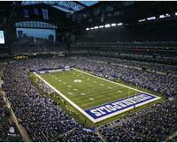 "Indianapolis Colts Unsigned Lucas Oil Stadium 8"" x 10"" Photo - Fanatics"