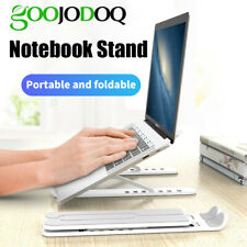 Adjustable Foldable Laptop Stand Notebook Holder For Macbook HP DELL iPad