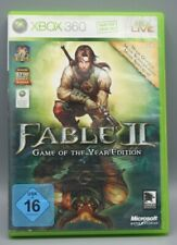 XBOX 360 Fable 2(ll) und 3(lll)  Game of the Year-Edition