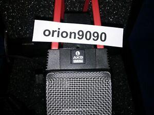 AKG K 1000 HEADPHONES *** Very Good Collector's Item! Shipping Worldwide! ***