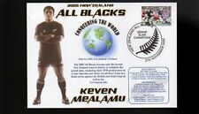 KEVEN MEALAMU NZ ALL BLACKS 2005 GRANDSLAM CHAMPIONS Cv