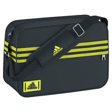 Adidas Enamel Shoulder Bag Gray & Green AY5079