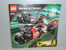 LEGO® Racers Bauanleitung 8167 Jump Riders ungelocht instruction B41