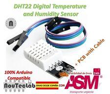 DHT22 Digital Temperature Humidity Sensor AM2302 Module + PCB Cable for Arduino