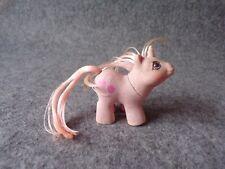 Vintage G1 My Little Pony Newborn Twin Baby Snookums Figure Doll, Hasbro MLP