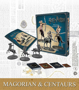 Harry Potter Miniatures Adventure Game - Magorian & Centaurs