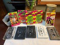 90's Rap Cassette Tape Lot,5 tape lot,singles,Salt N PepaTLC PaperBoy Ditty