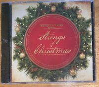 Michael W. Smith Presents Strings Of Christmas NEW SEALED! Cd
