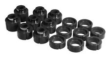 Prothane 88-98 GM Chevy C1500 C2500 Extended Cab Body Mount Bushing Kit 16-Piece