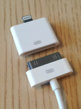 Lightning to 30 Pin Adapter Converter for iPhone 4 to iPhone 5,6,7 Charger Dock