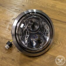Motodemic Evo2 LED Headlight Ducati Sport Classic GT1000 Paul Smart Raw