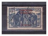 CAMEROUN  .  N° 228 .   2 F 25     OBLITERE  . SUPERBE