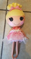 Lalaloopsy Cinder Slippers Full Size Doll