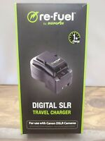 Re-Fuel Digital SLR Travel Charger for Use with Canon DSLR Cameras
