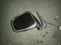 MITSUBISHI PAJERO JUNIOR 1.1 (1995-1998) WING MIRROR LEFT PASSENGER SIDE Chrome