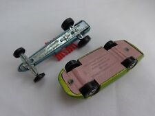 MATCHBOX Lesney Superfast Fionda DRAGSTER & Ford gruppo 6-rare varianti di base