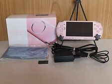 [N.Mint] SONY Playstation Portable Console PSP-3000 Pink & Memory 2GB JAPAN #M10