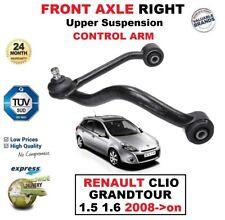 1x Vorderachse Rechts Oberer Kontrollarm für Renault Clio Grandtour 1.5 1.6