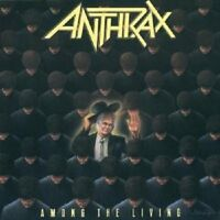 "ANTHRAX ""AMONG THE LIVING"" CD NEUWARE"