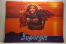 SUPERGIRL Helen Slater Faye Dunaway Movie Program 30pages japanese :p42