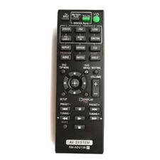 New Replace RM-ADU138 Audio/Video Receiver AV Remote Control For Sony DAV-TZ140