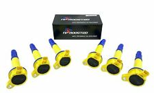 6 Pack Ignition Coils for 06-12 Ford Escape Fusion Lincoln Mercury 3.0L V6 DG514