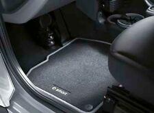 GENUINE OEM SMART CAR CARPETED FLOOR MATS SET OF 2 11-15 FORTWO A451