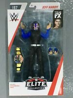 WWE Mattel Jeff Hardy USA Chase Variant Elite Series #67 Figure