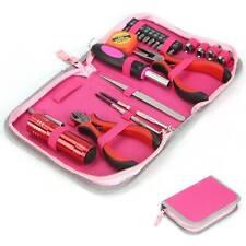 Tool Set Kit Box Pink Women Ladies Girls Female Hand Tools Pliers