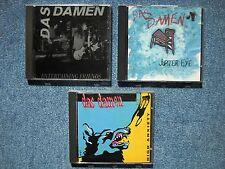 3 x Das Damen - 3 CD  (SST - Avantgarde Rock, Noise Guitar, City Slang) Sammlung