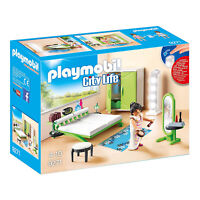 Playmobil City Life Bedroom Building Set 9271 NEW IN STOCK