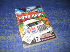 18 Wheels of Steel American Long Haul PC Spiel komplett in deutsch