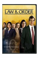 Law & Order ~ Complete 10th Tenth Year Season 10 Ten ~ BRAND NEW 5-DISC DVD SET
