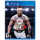 EA Sports UFC 3 PS4 [Brand New]