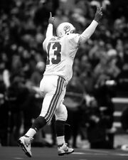 Miami Dolphins DAN MARINO Glossy 8x10 Photo NFL Touchdown Pass Print Poster
