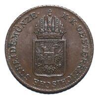1816 A Austria 1/4 Kreuzer - Franz II - Lot 937