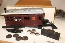 G-Scale Delton Doozie Mack Truck Motorized Bus Kit With Extra Parts Pre Owned 05