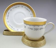 Vintage Mitterteich Bavaria Germany Cup And Saucer