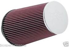 KN UNIVERSEL D'AIR FILTER (RC-3690) 3-1/2 '' ID FLG, 6 « B, 4-1/2 « CR T 9 » L