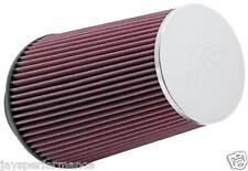 """Kn Universal Filtro de aire (RC-3690) 3-1/2""""ID FLG, 6""""B,4-1/2""""CR T, 9""""L"""