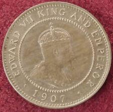 Giamaica Mezzo Penny 1907 (E2405)