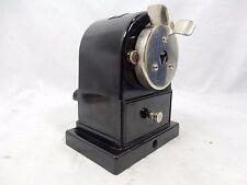 Hermosas viejas a. w. Faber spitz máquina No. 52/14 en plenamente funcional estado