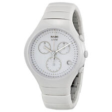 Rado True White Chronograph Jubile Watch R27832702