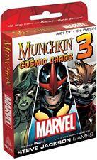Munchkin Marvel Cosmic Chaos  - BRAND NEW