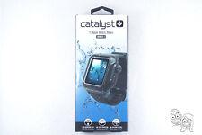 Catalyst - Waterproof Case For Apple Watch Series 2 (38mm) - Stealth Black
