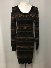 Element Women's Tribal Aztec Print Sweater Dress Size M NWOT