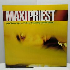 Maxi Priest Apache Indian – Just Wanna Know Reggae House David Morales 1992