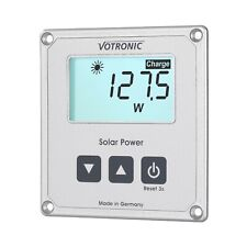 Remote meter / display for Votronic Dual Battery solar charge controllers